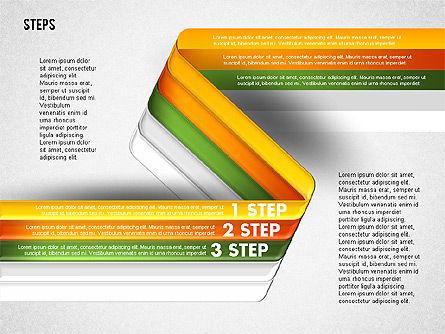 Five Step Options, Slide 8, 01734, Business Models — PoweredTemplate.com