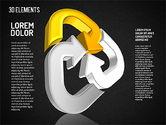 3D Direction Shapes#10
