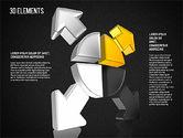 3D Direction Shapes#12