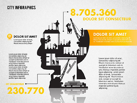 Business Models: Construction Infographics #01758