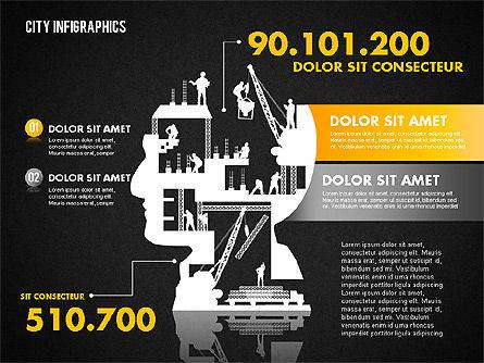 Construction Infographics, Slide 10, 01758, Business Models — PoweredTemplate.com