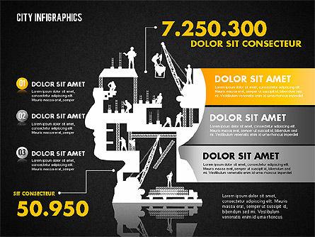 Construction Infographics, Slide 11, 01758, Business Models — PoweredTemplate.com