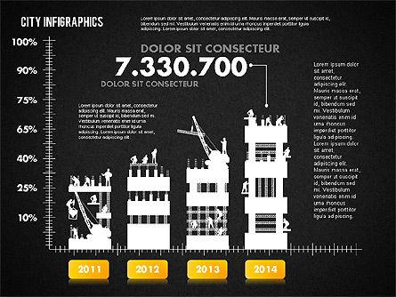Construction Infographics, Slide 15, 01758, Business Models — PoweredTemplate.com
