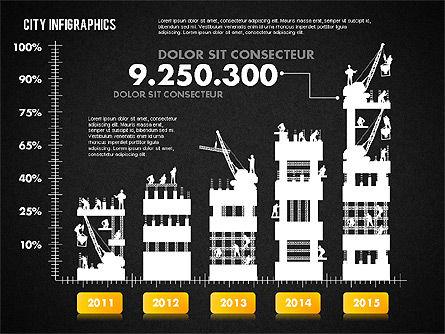 Construction Infographics, Slide 16, 01758, Business Models — PoweredTemplate.com