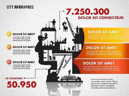 Construction Infographics, Slide 3, 01758, Business Models — PoweredTemplate.com