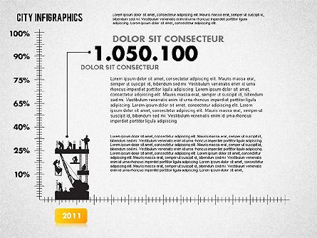 Construction Infographics, Slide 4, 01758, Business Models — PoweredTemplate.com