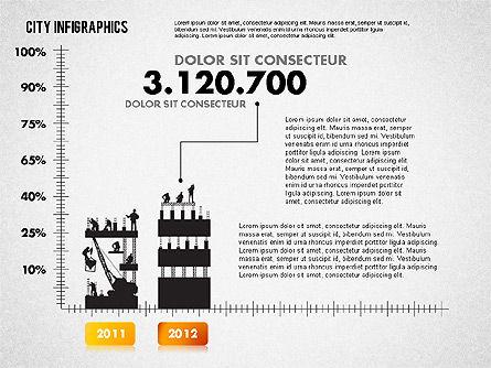 Construction Infographics, Slide 5, 01758, Business Models — PoweredTemplate.com