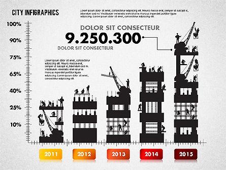 Construction Infographics, Slide 8, 01758, Business Models — PoweredTemplate.com
