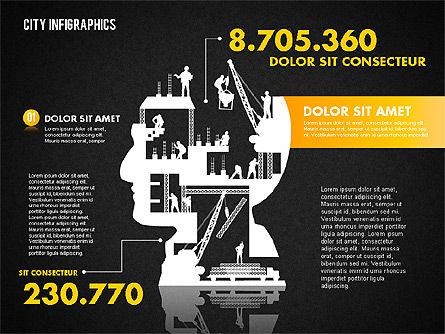 Construction Infographics, Slide 9, 01758, Business Models — PoweredTemplate.com