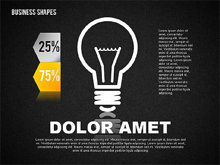 Funny Business Illustrations, Slide 12, 01766, Business Models — PoweredTemplate.com