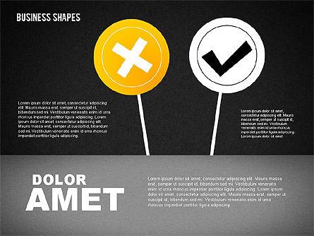 Funny Business Illustrations, Slide 16, 01766, Business Models — PoweredTemplate.com