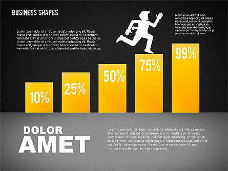 Funny Business Illustrations, Slide 9, 01766, Business Models — PoweredTemplate.com