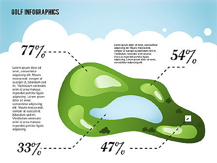 Golf Infographics Slide 3