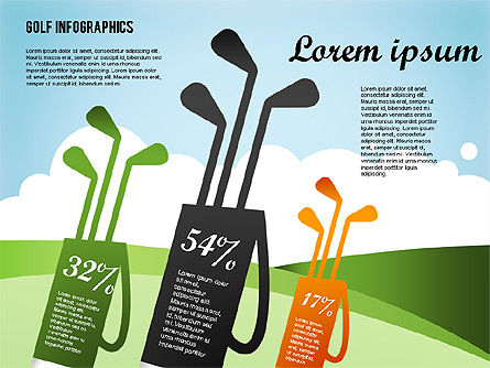Golf Infographics Slide 4