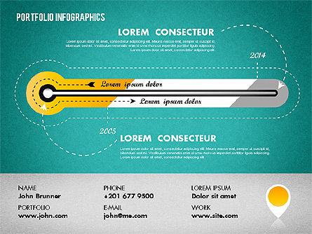 Resume Template, Slide 12, 01776, Presentation Templates — PoweredTemplate.com