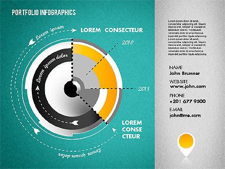 Resume Template, Slide 13, 01776, Presentation Templates — PoweredTemplate.com