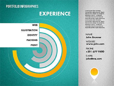 Resume Template, Slide 15, 01776, Presentation Templates — PoweredTemplate.com