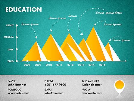Resume Template, Slide 16, 01776, Presentation Templates — PoweredTemplate.com