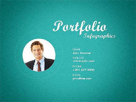 Resume Template, Slide 9, 01776, Presentation Templates — PoweredTemplate.com