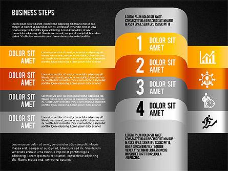 Presentation Agenda, Slide 12, 01783, Business Models — PoweredTemplate.com