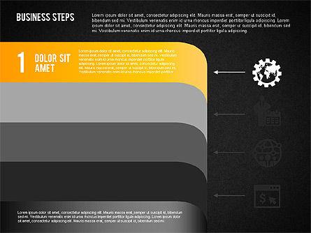 Presentation Agenda, Slide 13, 01783, Business Models — PoweredTemplate.com
