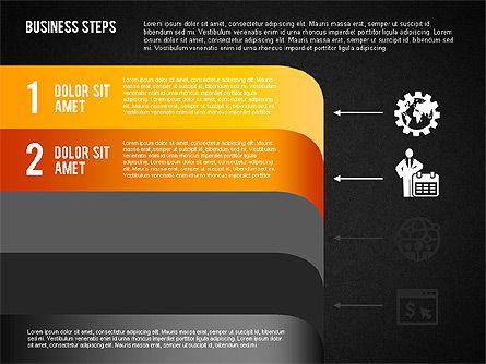 Presentation Agenda, Slide 14, 01783, Business Models — PoweredTemplate.com