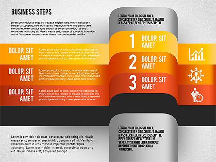 Presentation Agenda, Slide 3, 01783, Business Models — PoweredTemplate.com