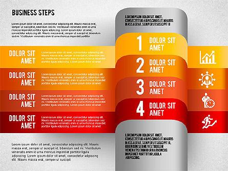 Presentation Agenda, Slide 4, 01783, Business Models — PoweredTemplate.com
