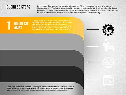 Presentation Agenda, Slide 5, 01783, Business Models — PoweredTemplate.com