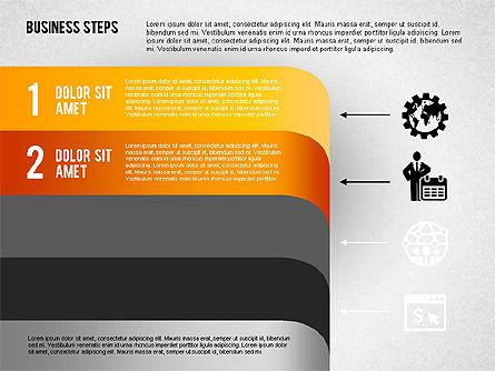 Presentation Agenda, Slide 6, 01783, Business Models — PoweredTemplate.com