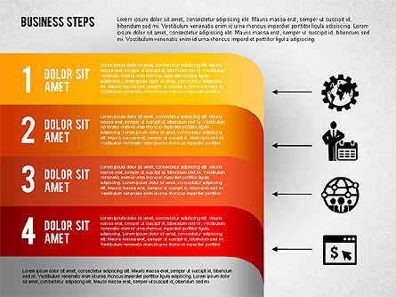 Presentation Agenda, Slide 8, 01783, Business Models — PoweredTemplate.com