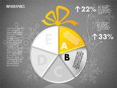 Christmas Decoration Pie Chart#11