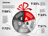 Christmas Decoration Pie Chart#6