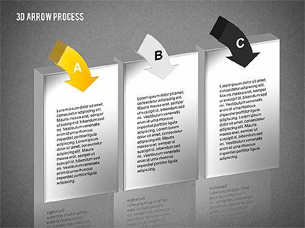 Core Process Diagram, Slide 13, 01792, Process Diagrams — PoweredTemplate.com