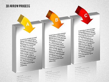 Core Process Diagram, Slide 5, 01792, Process Diagrams — PoweredTemplate.com