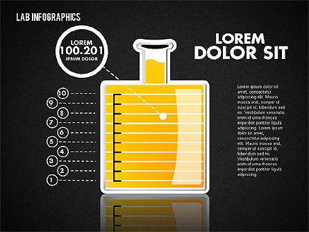 Laboratory Infographics, Slide 12, 01794, Education Charts and Diagrams — PoweredTemplate.com