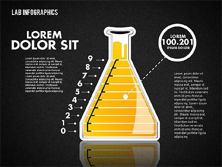 Laboratory Infographics, Slide 13, 01794, Education Charts and Diagrams — PoweredTemplate.com