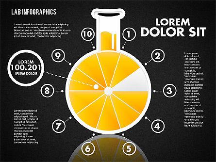 Laboratory Infographics, Slide 14, 01794, Education Charts and Diagrams — PoweredTemplate.com