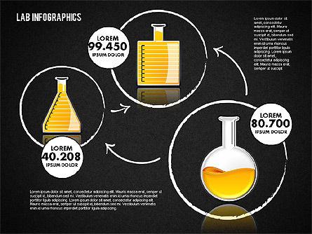 Laboratory Infographics, Slide 16, 01794, Education Charts and Diagrams — PoweredTemplate.com