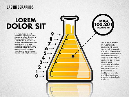 Laboratory Infographics, Slide 5, 01794, Education Charts and Diagrams — PoweredTemplate.com