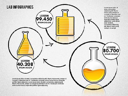 Laboratory Infographics, Slide 8, 01794, Education Charts and Diagrams — PoweredTemplate.com