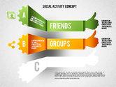 Social Activity Shapes#6