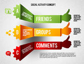 Social Activity Shapes#7