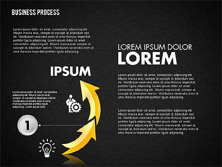 Serpentine Process, Slide 10, 01801, Process Diagrams — PoweredTemplate.com