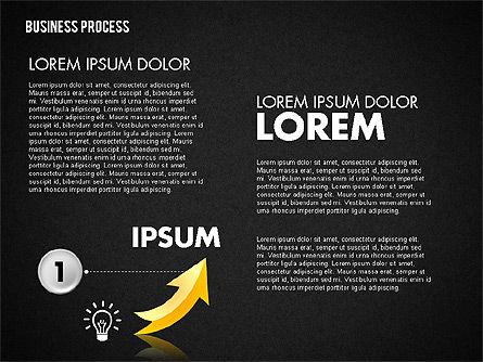 Serpentine Process, Slide 9, 01801, Process Diagrams — PoweredTemplate.com