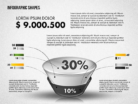 Funnel Infographics, Slide 2, 01802, Business Models — PoweredTemplate.com