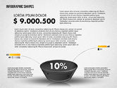 Business Models: Funnel Infographics #01802