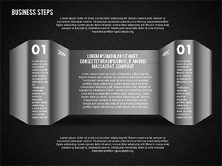 Agenda Options, Slide 16, 01808, Business Models — PoweredTemplate.com