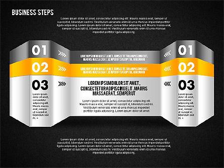 Agenda Options, Slide 18, 01808, Business Models — PoweredTemplate.com