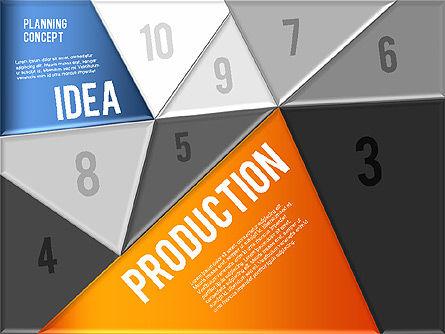 Production Planning Pieces Concept Slide 2